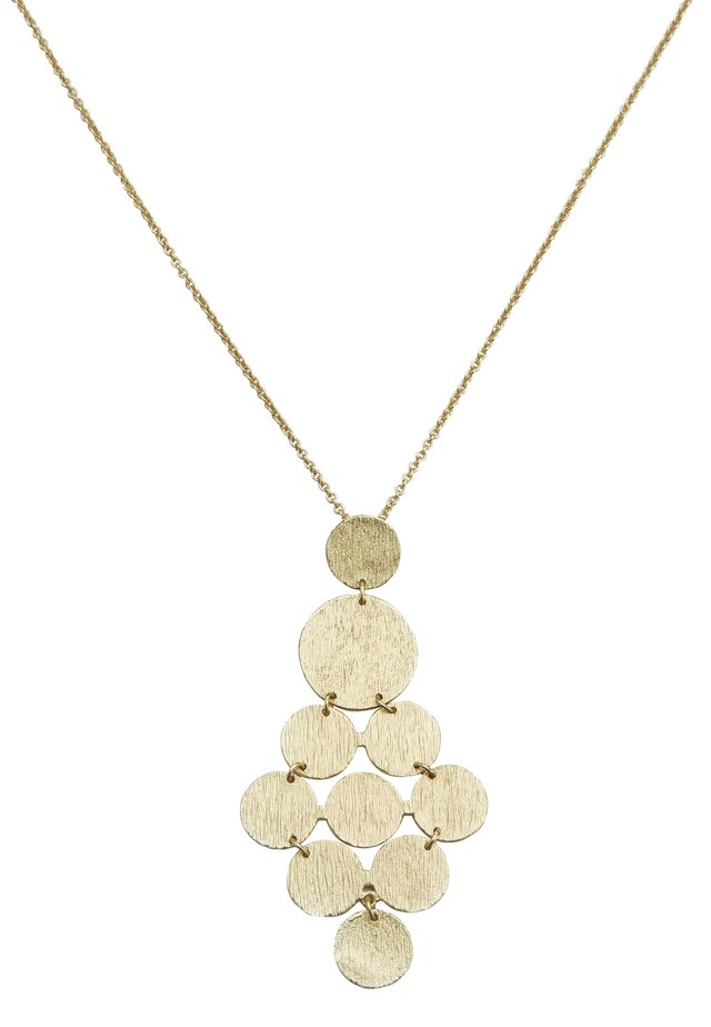 ELDORIS CIRCLE - Necklace - gold