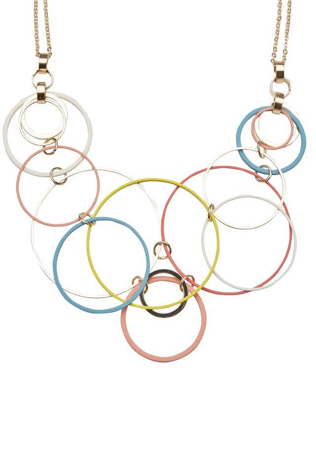 COLUMBUS  - Necklace - multi