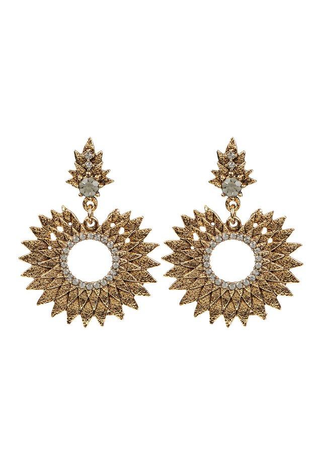 SANTANA  - Earrings - gold