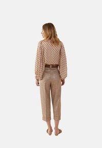 Oltre - Trousers - brown - 2