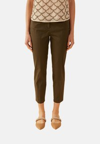 Oltre - Trousers - verde - 0