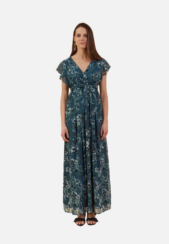 BLUMENMUSTER - Maxi dress - verde