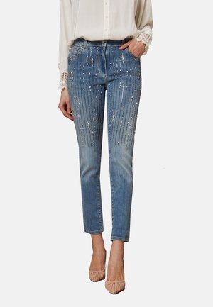 VAQUEROS SLIM  - Slim fit jeans - blue