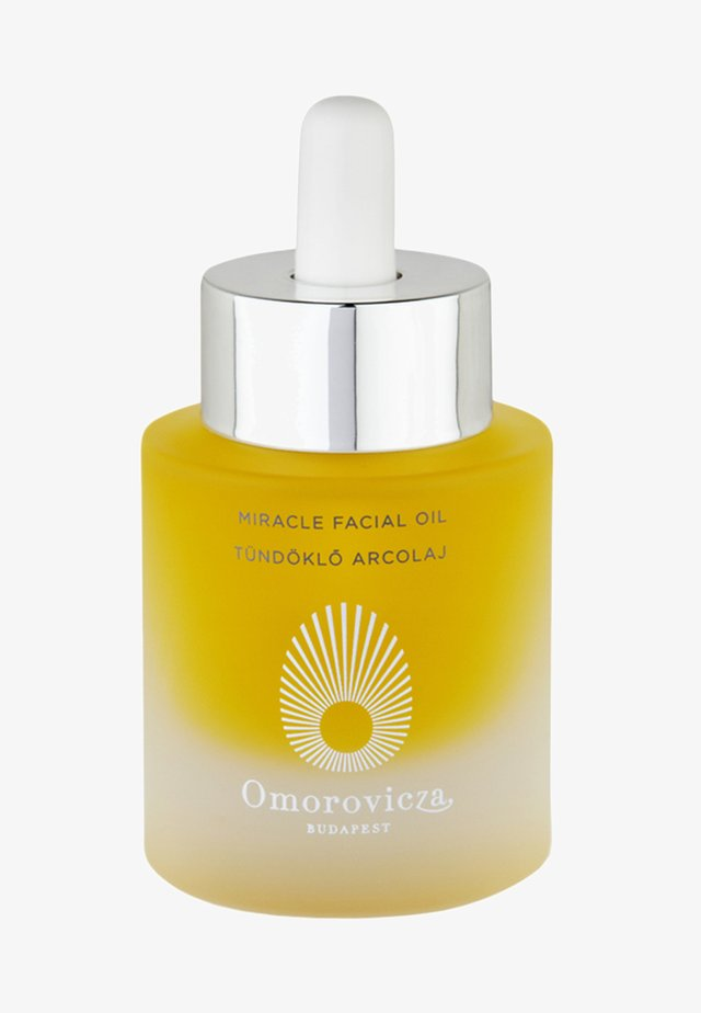 OMOROVICZA BUDAPEST MIRACLE FACIAL OIL - Serum - yellow
