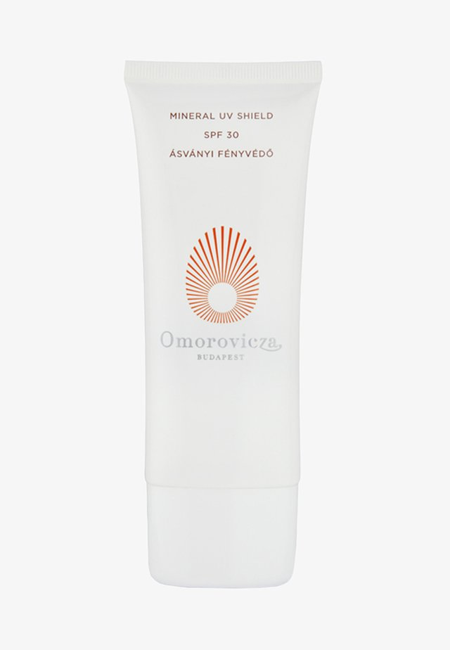 OMOROVICZA BUDAPEST MINERAL UV SHIELD SPF30 - CC cream - white