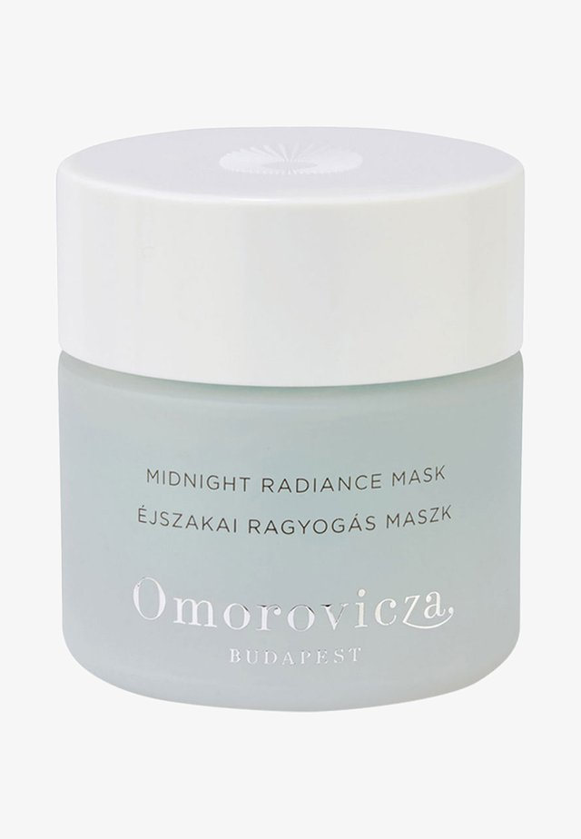 OMOROVICZA BUDAPEST MIDNIGHT RADIANCE MASK - Face mask - -