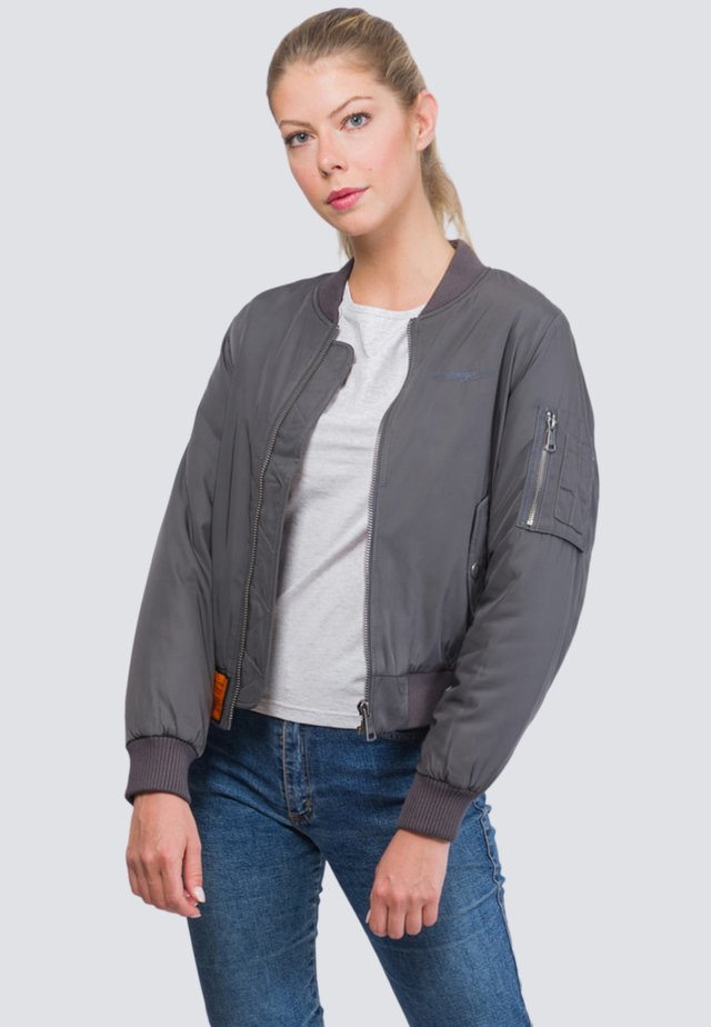 ORIGINAL - Bomber Jacket - grey