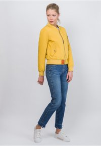 Bombers - ORIGINAL - Bomberjacks - mustard yellow - 1