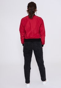 Bombers - Bomber Jacket - red - 2