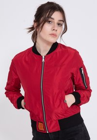 Bombers - Bomber Jacket - red - 3