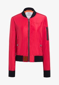 Bombers - Bomber Jacket - red - 5
