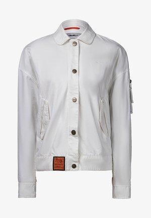 SUNDECK - Leichte Jacke - white