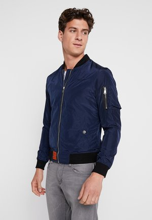 HOMME  - Bomberjacks - navy