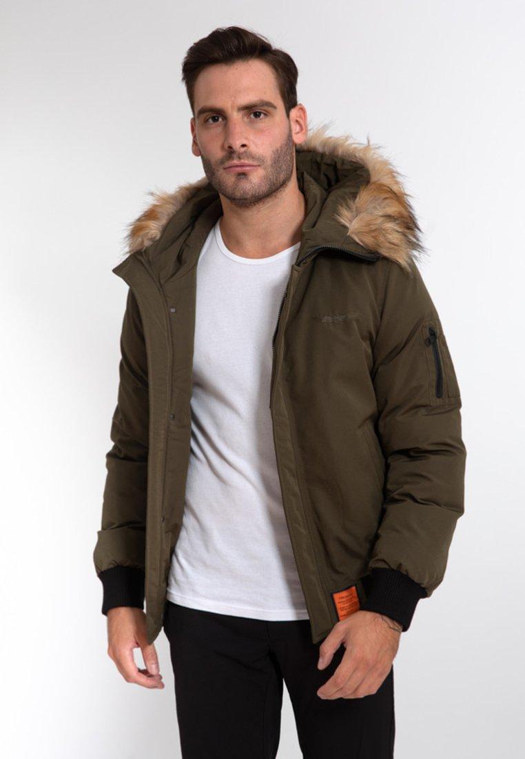 Bombers - ALTASAR - Winter jacket - khaki
