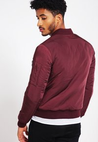 Bombers - ORIGINAL  - Bomberjacks - burgundy - 2