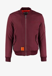 Bombers - ORIGINAL  - Bomberjacks - burgundy - 6