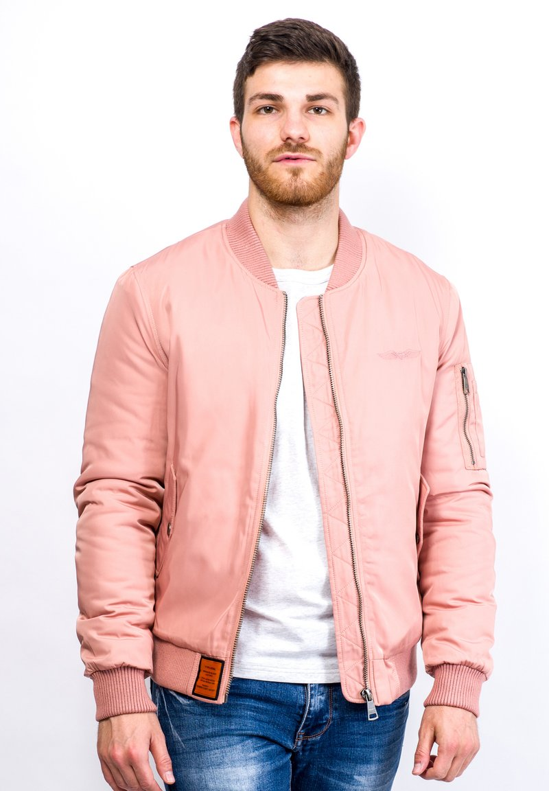 Bombers - ORIGINAL  - Bomberjacks - rose