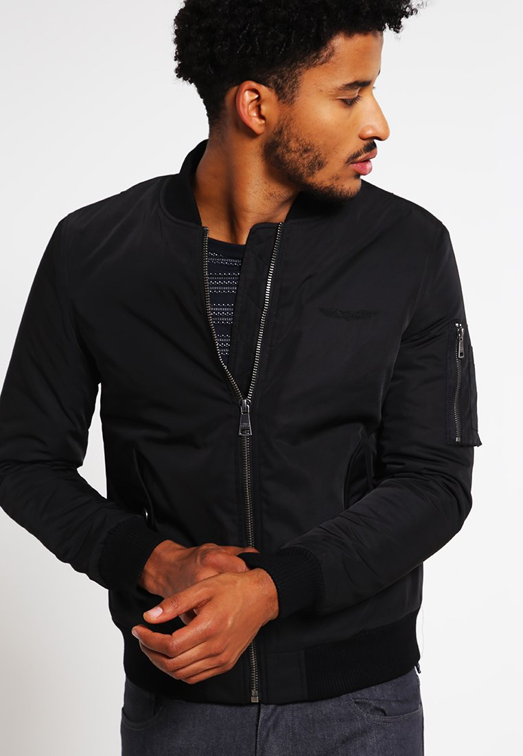 Bombers - ORIGINAL  - Bomber Jacket - black
