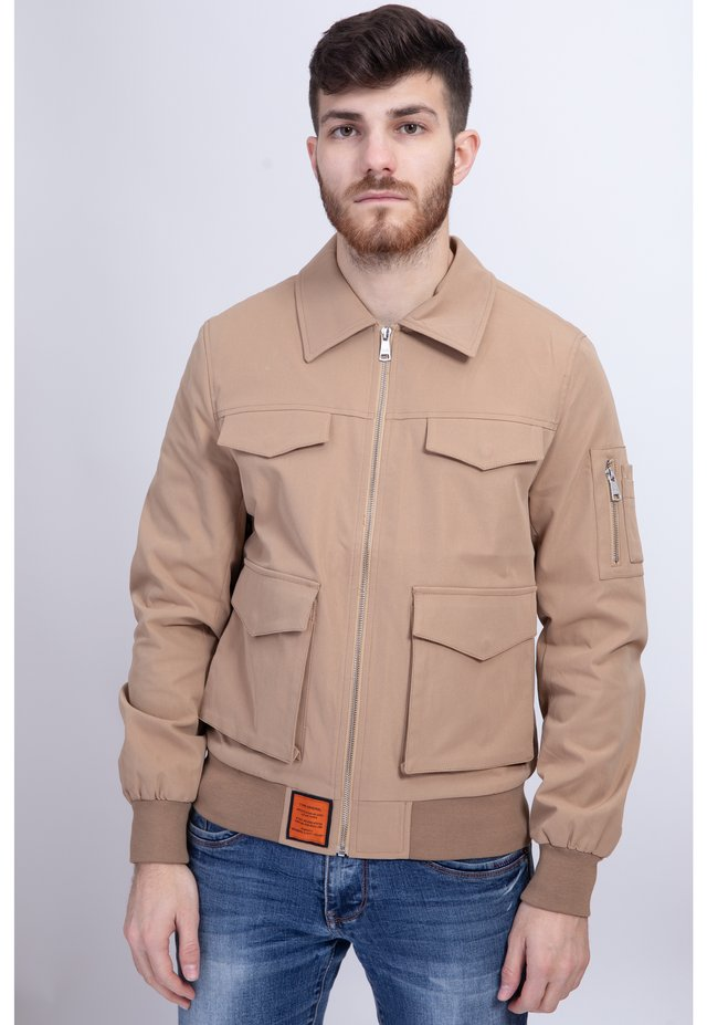 DYLAN - Summer jacket - beige