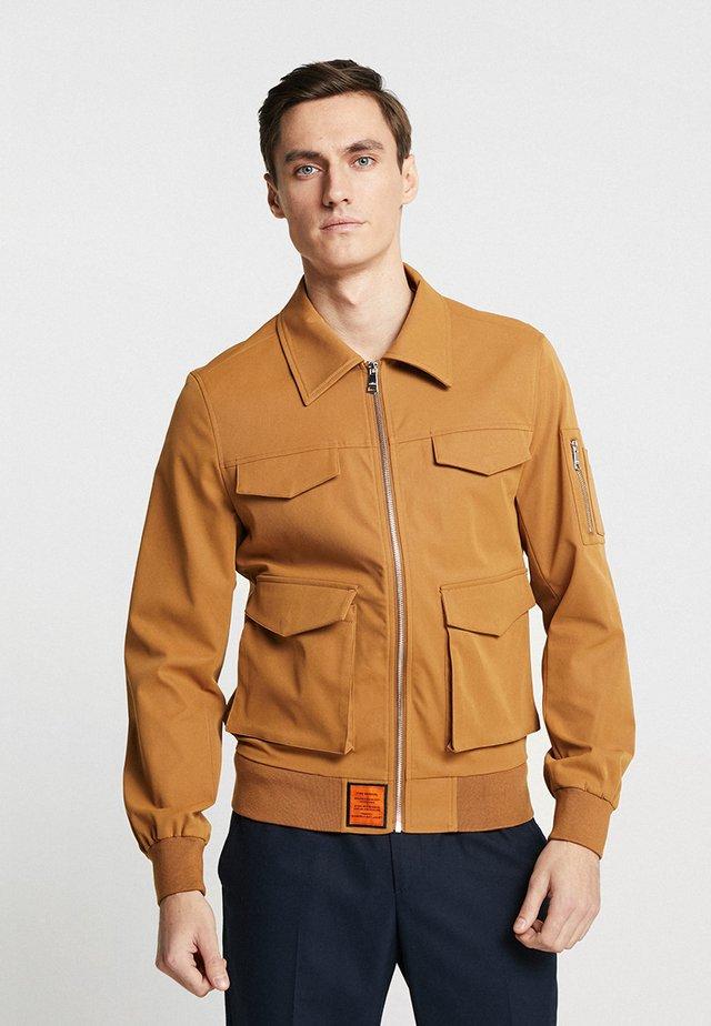 DYLAN - Summer jacket - light brown