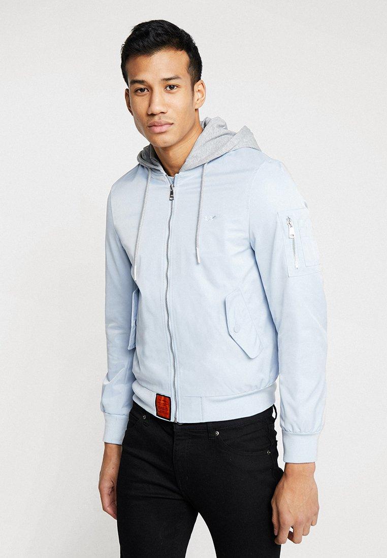 Bombers - ALEX - Leichte Jacke - light blue