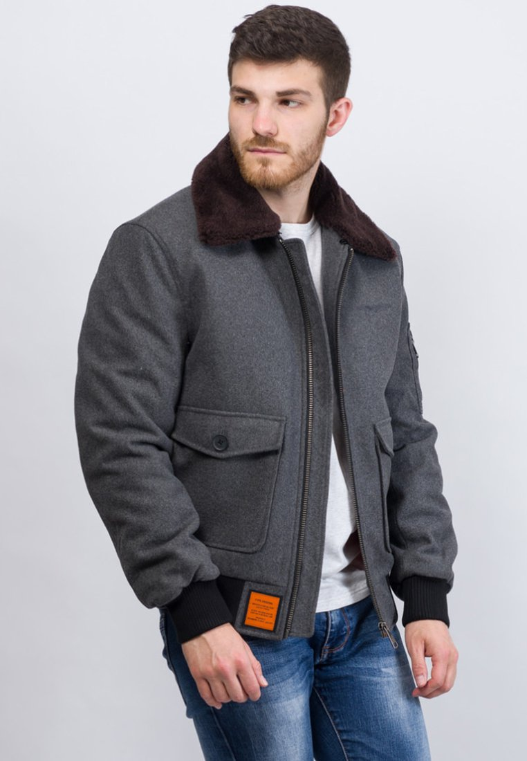 Bombers - DOUGLAS - Light jacket - grey