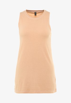 BRAID TANK - Top - caramel kiss