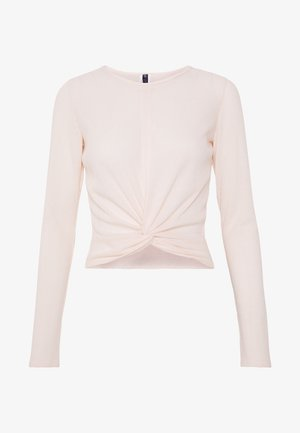 TWIRL  - Long sleeved top - blush