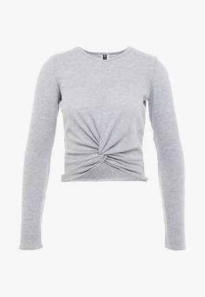 TWIRL  - Long sleeved top - heather gray