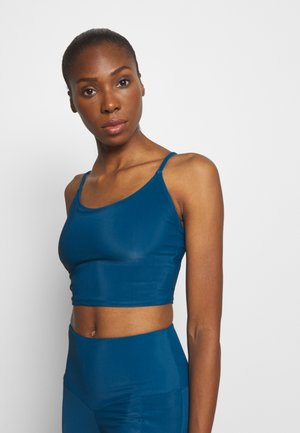 CAMI BELLE CROP - Topper - empathy rib