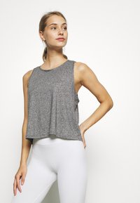 Onzie - VINTAGE TANK - Top - gray - 0