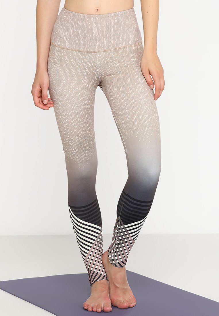 Onzie - HIGH RISE GRAPHIC - Tights - luxe