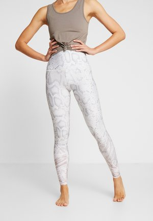 HIGH RISE GRAPHIC - Legging - athena