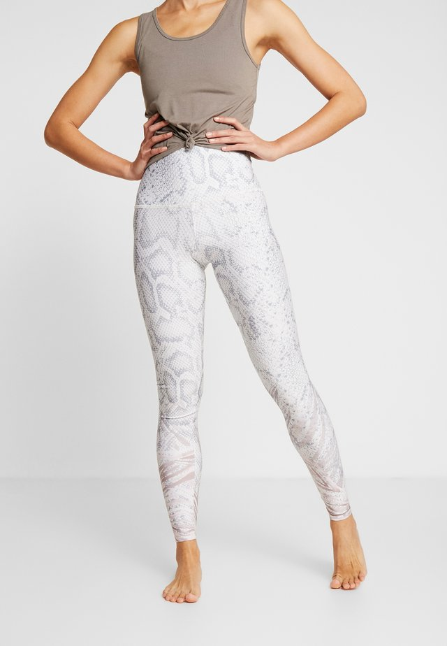 HIGH RISE GRAPHIC - Leggings - athena