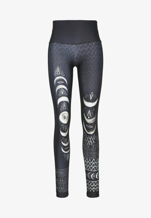 HIGH RISE GRAPHIC - Leggings - holi