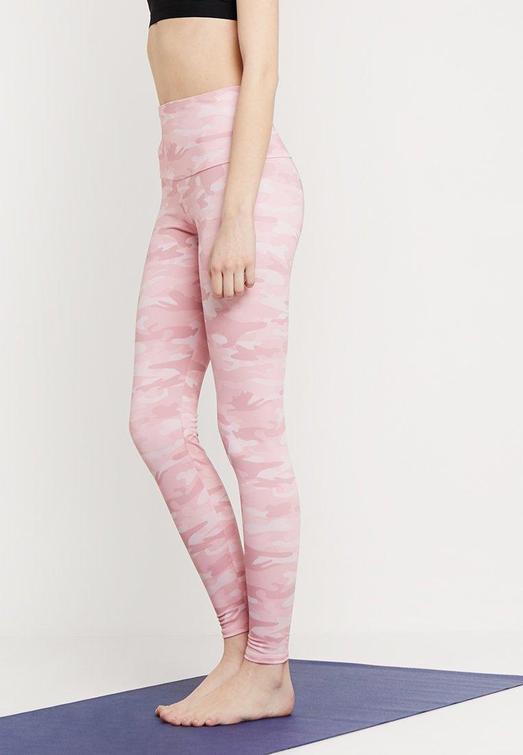Onzie - HIGH RISE LEGGING - Collants - blush