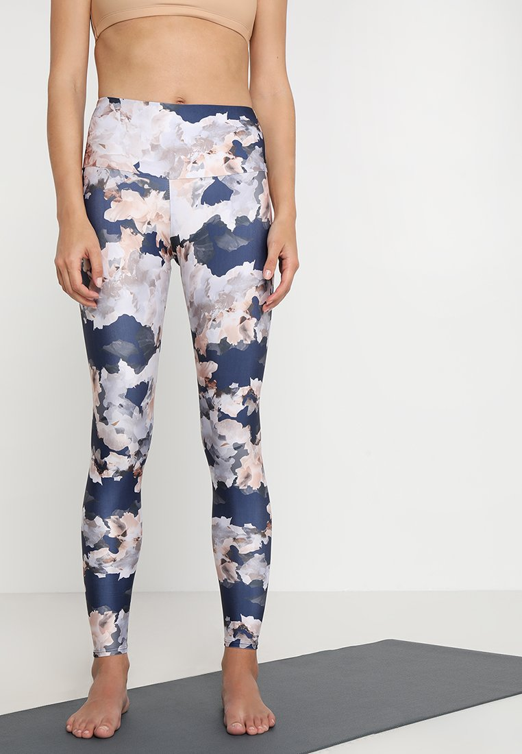 Onzie - HIGH RISE LEGGING - Tights - blossom