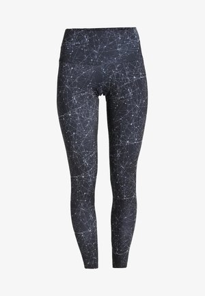 HIGH RISE LEGGING - Punčochy - night sky