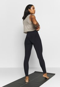 Onzie - HIGH RISE LEGGING - Tights - black - 2