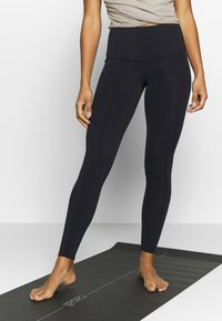 Onzie - HIGH RISE LEGGING - Tights - black - 0