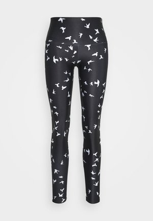 HIGH RISE LEGGING - Punčochy - sparrow