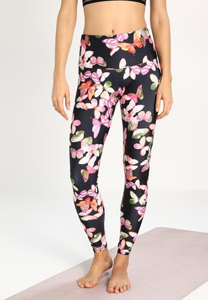 HIGH RISE LEGGING - Legging - butterflies