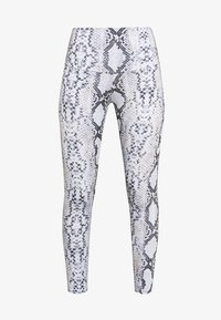Onzie - HIGH BASIC MIDI - Legging - grey - 3