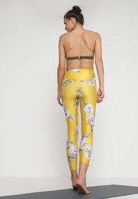 Onzie - HIGH BASIC MIDI - Legging - golden - 2