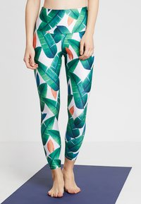 Onzie - HIGH BASIC MIDI - Legging - caba - 0
