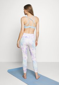 Onzie - HIGH BASIC MIDI - Legging - neon tie dye - 2
