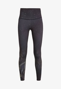 Onzie - HIGH RISE GRAPHIC MIDI - Tights - solstice - 4