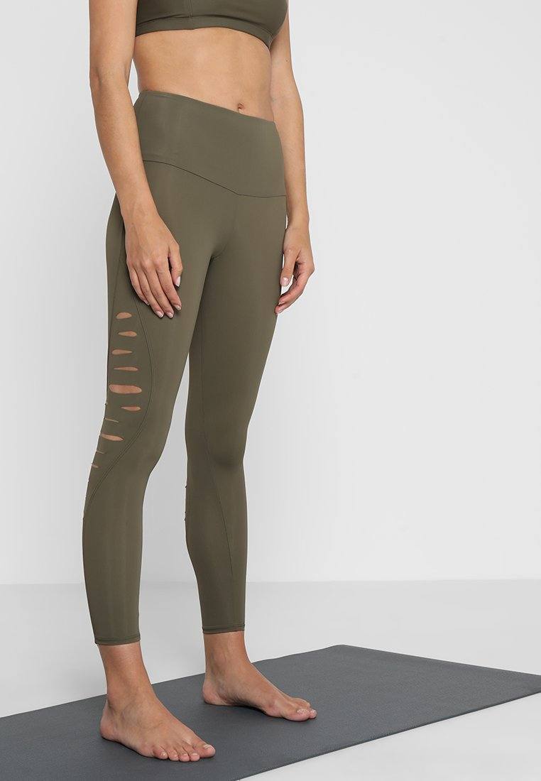 Onzie - HARLEY LEGGING - Tights - sepia