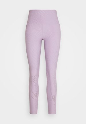 SELENITE MIDI - Leggings - lavender gray