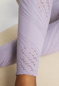 Onzie - SELENITE MIDI - Tights - lavender gray - 4